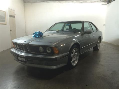 Bmw Of Chantilly by 1989 Bmw 6 Series 635csi Coupe In Chantilly Va Auto