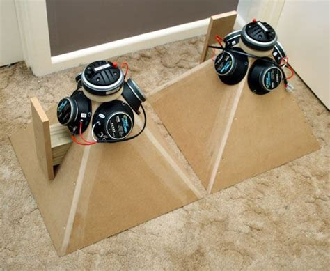 red spade audio diy point source horn stereo turntables  amplifiers pinterest horns