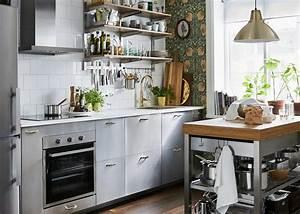 Ikea Hängeschränke Küche : eine k che die sofort zum kochen einl dt ikea ~ A.2002-acura-tl-radio.info Haus und Dekorationen