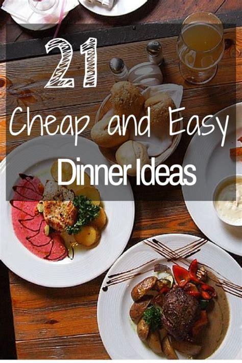 cheap supper ideas 21 cheap and easy dinner ideas for the family dinner the family and cheap easy dinners