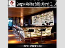 Nightclub Bar Display Counter Led Bar Counter For Sale