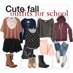 fall for school polyvore