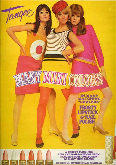 technicolor stocking ads      vintage everyday
