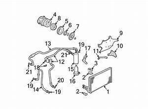 Chevrolet S10 Ring  Line  Seal  Liter  Evaporator  Lines