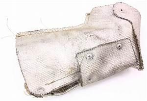 Turbo Blanket Heat Shield Wrap Cover Vw Jetta Golf Gti Mk4