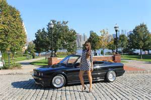 build custom home 1990 bmw e30 325 convertible restoration tripple black 5