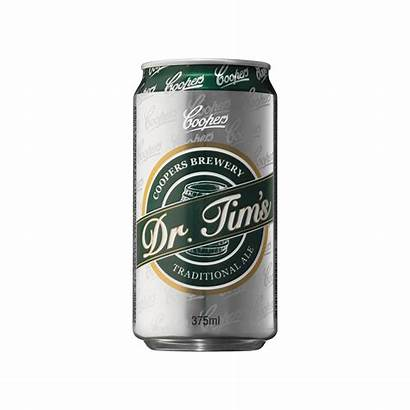 Dr Cans Beer Ale Tim Cooper Coopers