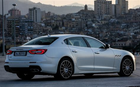 Quattroporte Hd Picture by Maserati Quattroporte Gts Gransport 2016 Wallpapers And