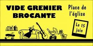 Organiser Un Vide Grenier : comment organiser une brocante vide grenier r ussir sa ~ Voncanada.com Idées de Décoration
