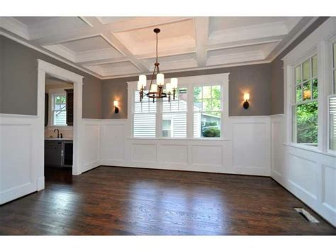 dining room ceiling ls option 2 dining room coffered ceiling picture for the