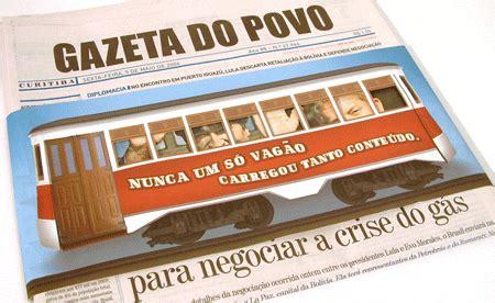 Agência Lab9: Características do Jornal Gazeta do Povo