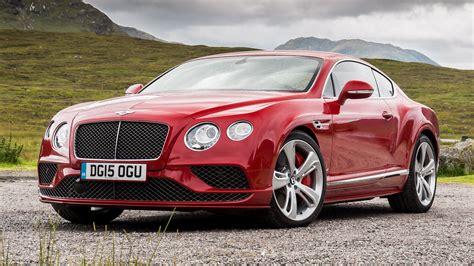 2015 Bentley Continental Gt Speed (uk)