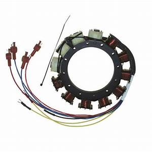 Stator For Mercury Outboard 6 Cyl 9 Amp 90