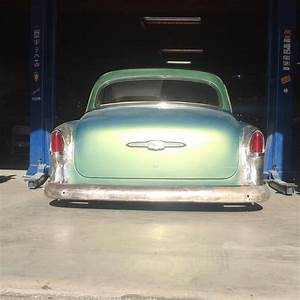 1953 Chevrolet With  U0026 39 55 Chevy Tail Lights