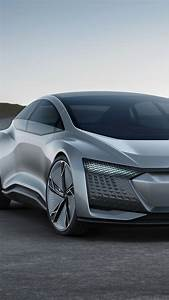 Wallpaper Audi Aicon, Concept cars, Autonomous, Self