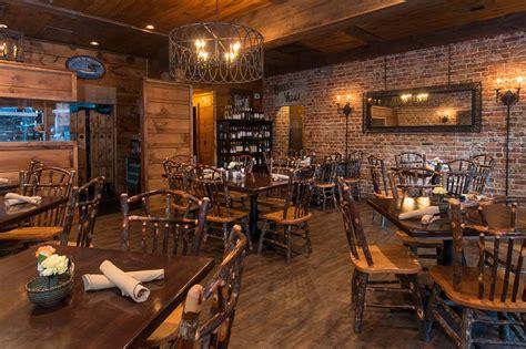Fine dining restaurants in Bryson City NC - Everett Hotel