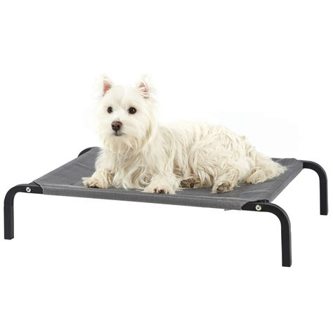 medium size bed dimensions bunty elevated pet bed portable waterproof outdoor