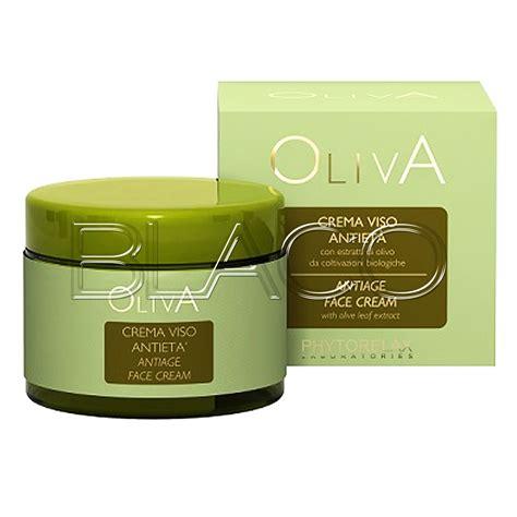 Maschera viso olio di oliva