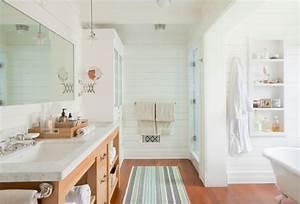 Santa Monica Beach House - Beach Style - Bathroom - los