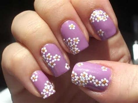 Top 7 Stylish Nail Art Trends, Nail Art Design Ideas For 2012