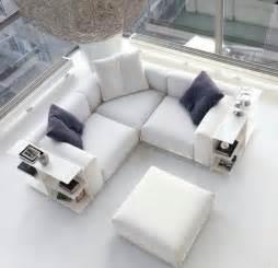 Canapé Angle Pour Petit Espace by Canap 233 D Angle Dans Le Salon Pour Plus De Confort 224 La Maison
