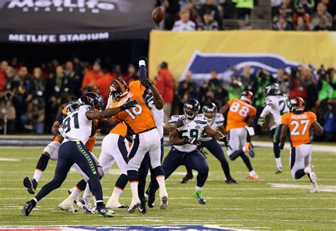 seattle seahawks  control denver broncos