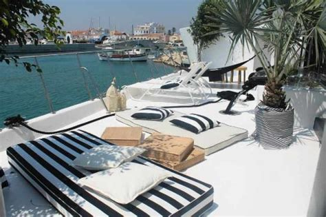 Catamaran Boat Party Limassol by Keep Calm And Boat Party With Definitive Disco At Day