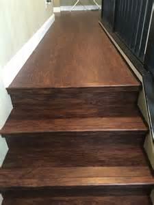normal home interior design lvp stair installation waterproof lifeproof big bens