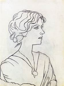 Portrait of Olga - Pablo Picasso - WikiArt.org ...