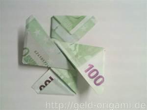 Origami Stern Falten Einfach : stern aus zwei geldscheinen falten origami mit geldscheinen ~ Watch28wear.com Haus und Dekorationen