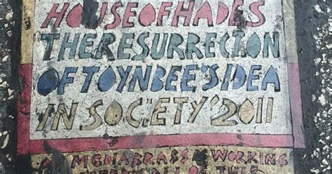 toynbee tiles are mysterious works of street art