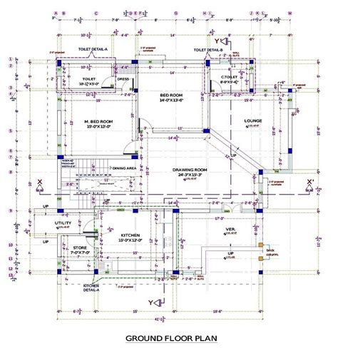 architectural designs house plans working drawing services in noida working drawing