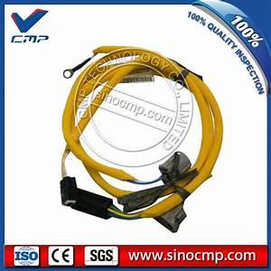 Sk210lc 8 Engine Wire Harness Lq16e01015p1 For Kobelco