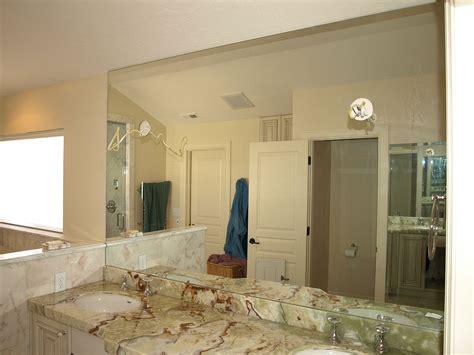 Custom Bathroom Mirrors  Salt Lake City, Ut  Sawyer Glass