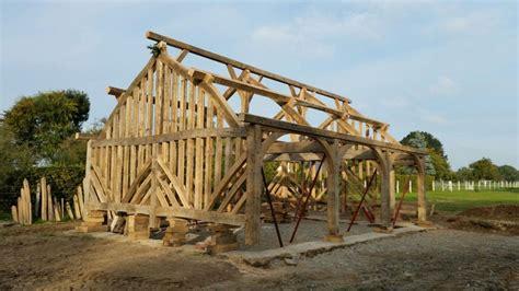 francis plagnol charpentier normandie charpentes traditionnelles 224 l ancienne et maisons 224