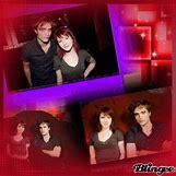 Hayley Williams And Robert Pattinson | 400 x 400 animatedgif 319kB