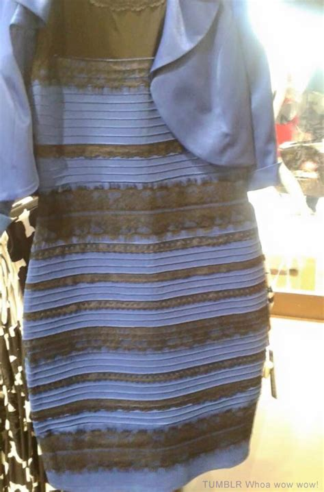 Original Blue Black photos proof that the dress is black and blue not gold