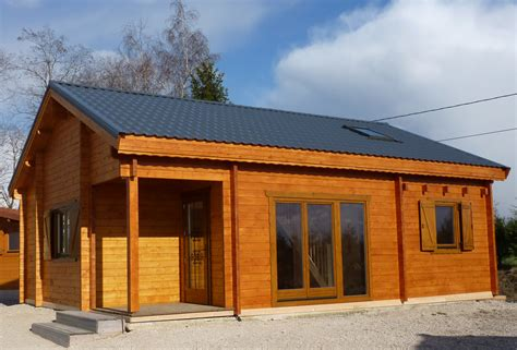 chalet bois habitable 40m2 28 images chalet 40m2 studio design gallery best design chalet