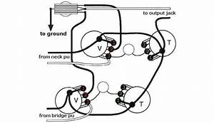 Le Paul Output Jack Wiring