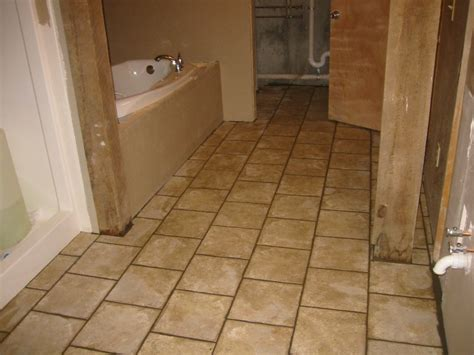 Bathroom Tile Dimensions