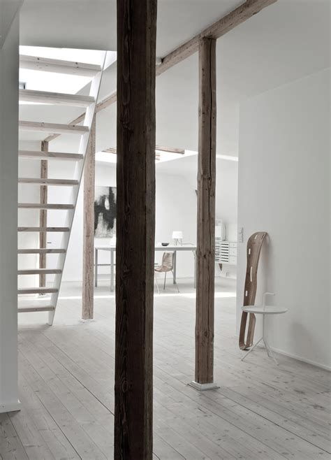 small penthouse small penthouse loft apartment in copenhagen minimal scandi chic