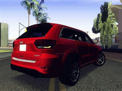 2014 Jeep Srt8 0 60 by 2014 Jeep Grand Srt8 Grand Theft Auto San