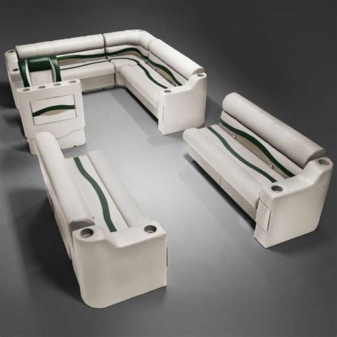 Green Pontoon Boat Seats by Pontoon Boat Seats Pg1775 Pontoonstuff