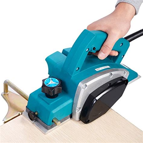 goplus electric wood hand planer