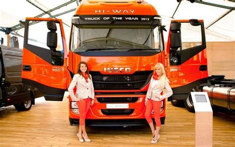 Global Truck Company Iveco Eyeing Indian Truck Market For