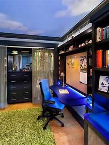 Neon Deco Chambre : les 25 meilleures id es de la cat gorie chambres bleu fonc sur pinterest murs bleu fonc ~ Melissatoandfro.com Idées de Décoration