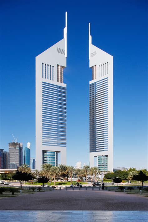 emirates bureau emirates towers in dubai