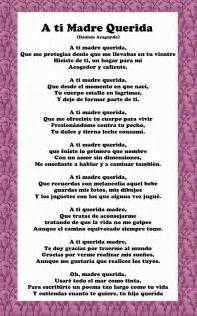 Happy Mother's Day Poems in Spanish