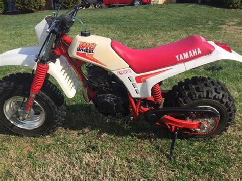 Yamaha Big Wheel Motorcycles For Sale