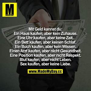 Kann Man Haus Kaufen Ohne Eigenkapital : mit geld kannst du ein made my day ~ Michelbontemps.com Haus und Dekorationen